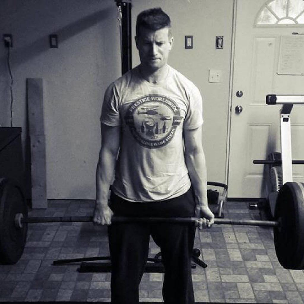 Proper way to do a deadlift