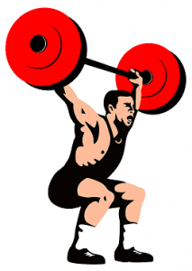 Get strong with a good workout plan